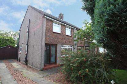 3 Bedrooms Semi Detached House for sale in Myrie Gardens, Bishopbriggs