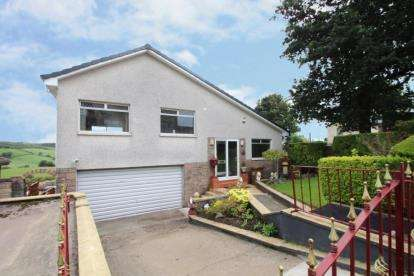 4 Bedrooms Detached House for sale in Manse Road, Neilston