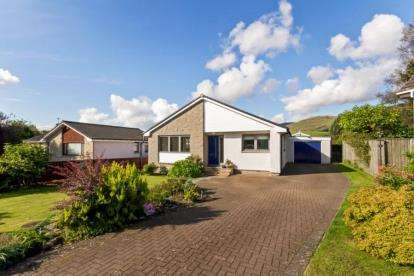3 Bedrooms Bungalow for sale in Cairns Place, Muckhart