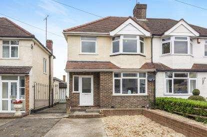3 Bedrooms Semi Detached House for sale in Gloucester Road, Cheltenham, Gloucestershire, Cheltenham