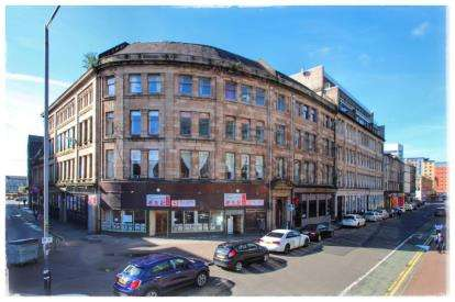 2 Bedrooms Flat for sale in Howard Street, Glasgow