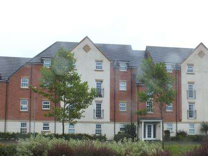 2 Bedrooms Flat for sale in Guernsey Avenue, Buckshaw Village, Chorley, Lancashire