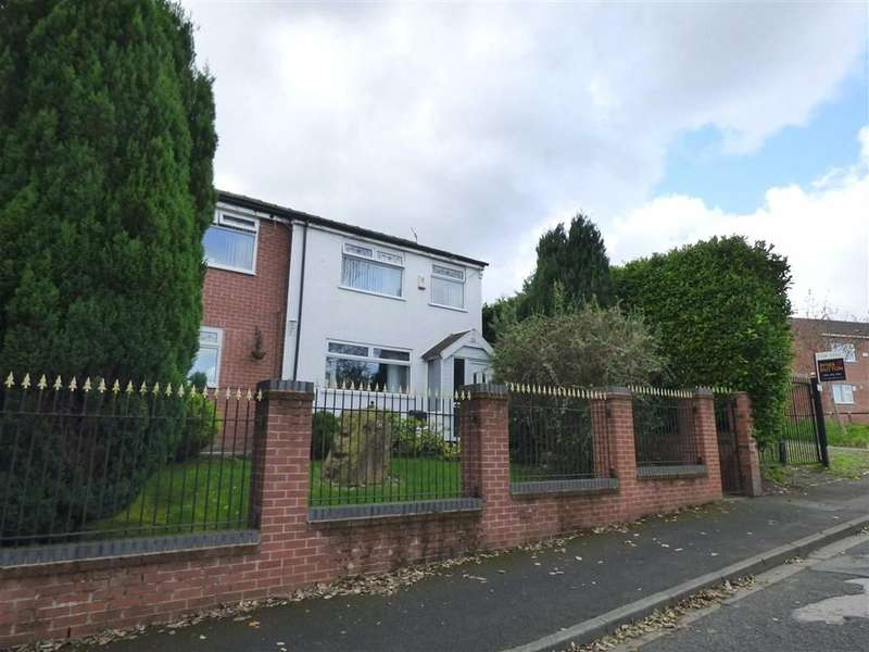 4 Bedrooms Property for sale in Wimpole Street, Higginshaw, OLDHAM