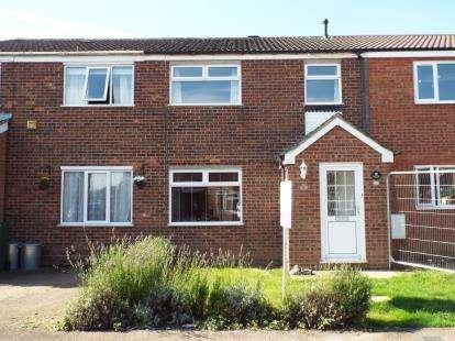 3 Bedrooms Terraced House for sale in Nevill Close, Hanslope, Milton Keynes, Bucks
