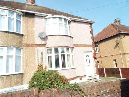 3 Bedrooms Semi Detached House for sale in Queens Avenue, Flint, Flintshire, CH6