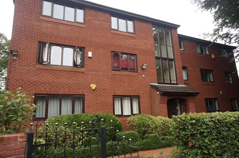 2 Bedrooms Property for sale in Arundale Court, Whalley Range, Manchester, M16