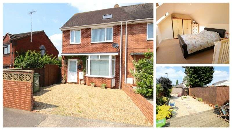 3 Bedrooms House for sale in Summerway, Exeter
