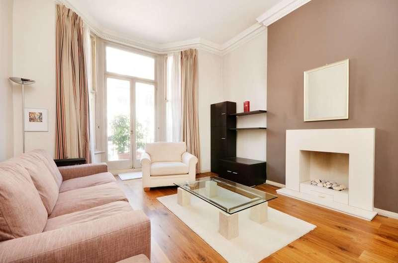 1 Bedroom Flat for sale in Cheniston Gardens, Kensington, W8
