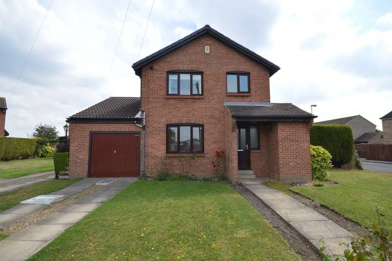 3 Bedrooms Detached House for sale in Kenton Drive, Wakefield
