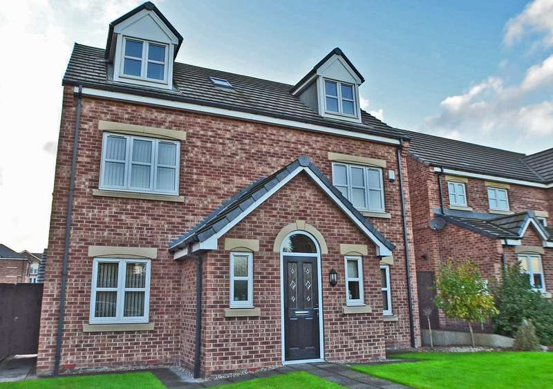 5 Bedrooms Detached House for sale in St Annes Drive, Wakefield