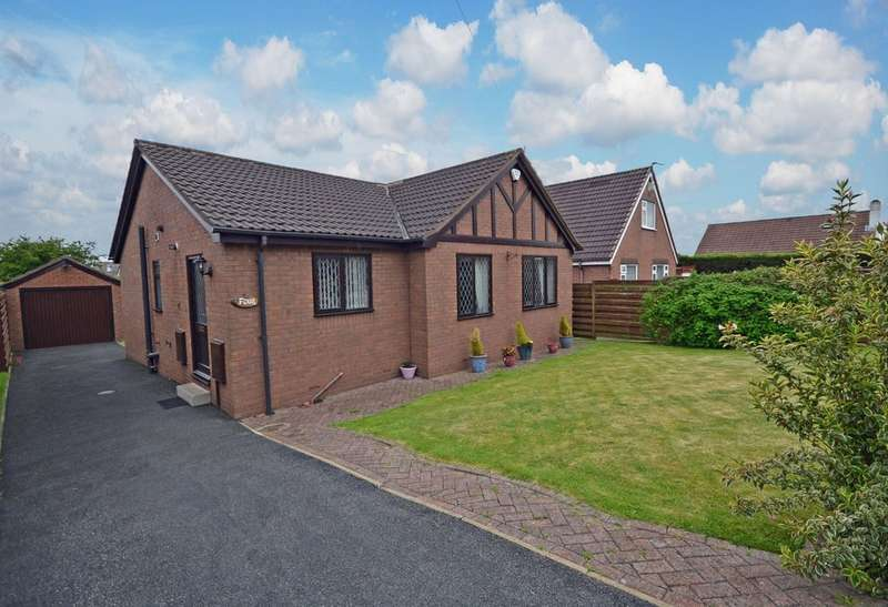 3 Bedrooms Detached Bungalow for sale in Fern Croft, Wrenthorpe, Wakefield