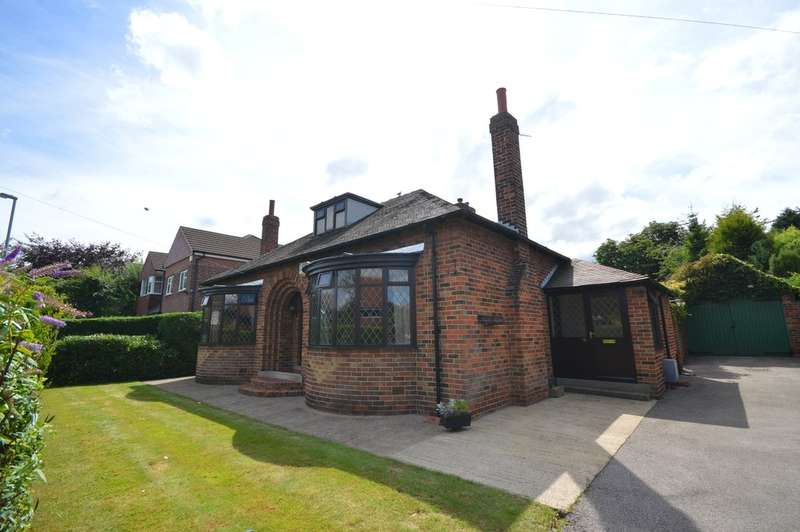 3 Bedrooms Detached Bungalow for sale in Woodland Drive, Sandal, Wakefield