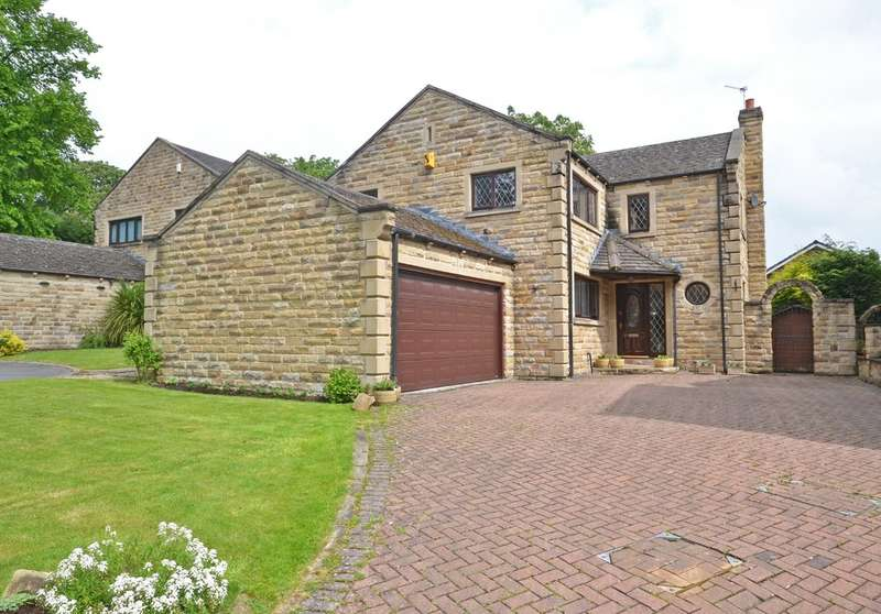 4 Bedrooms Detached House for sale in Chevet Croft, Sandal, Wakefield