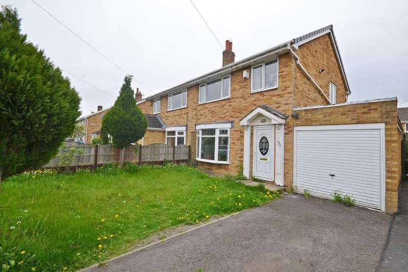 3 Bedrooms Semi Detached House for sale in Thornleigh Avenue, Wakefield