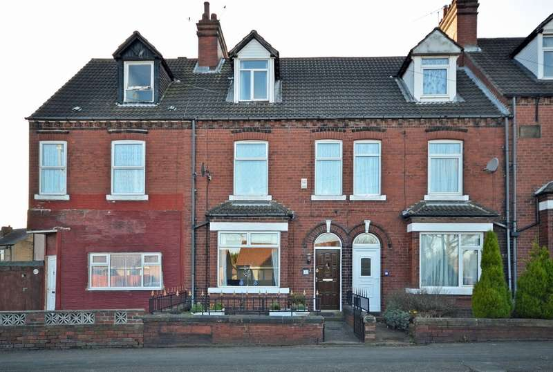 3 Bedrooms Terraced House for sale in Lingwell Gate Lane, Lofthouse, Wakefield