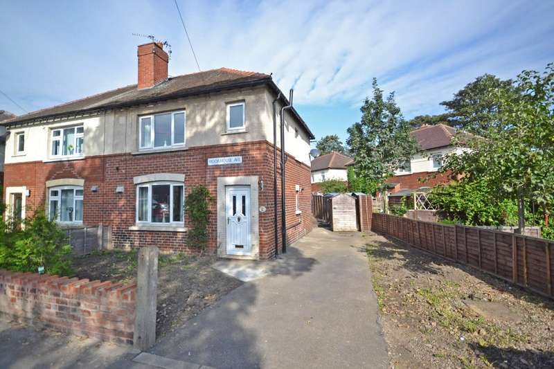 3 Bedrooms Semi Detached House for sale in Moorhouse Avenue, Wakefield