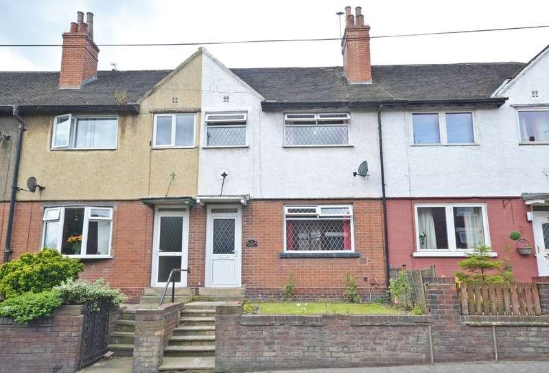 3 Bedrooms Terraced House for sale in Calder Terrace, Horbury