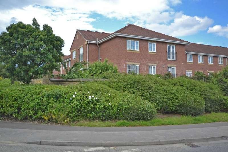 2 Bedrooms Flat for sale in Benton Mews, Horbury, Wakefield