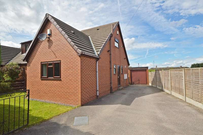 4 Bedrooms Semi Detached House for sale in Nell Gap Lane, Middlestown, Wakefield