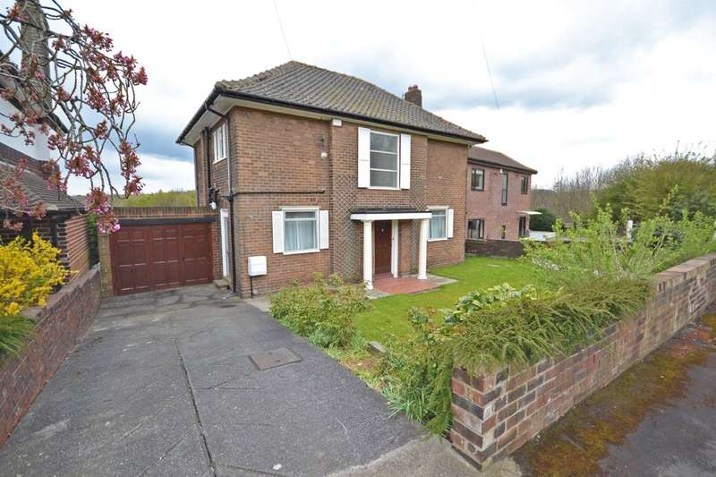 4 Bedrooms Detached House for sale in Hillcrest Road, Dewsbury