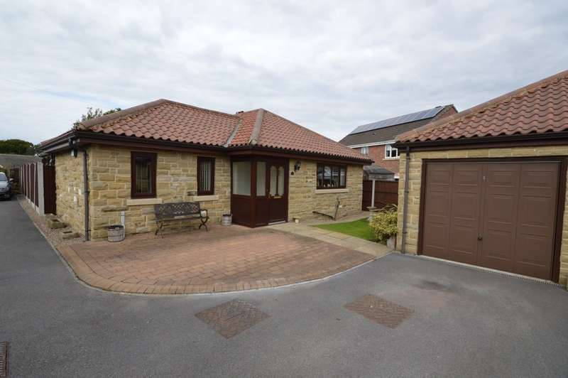 2 Bedrooms Detached Bungalow for sale in Garforth Close, Altofts