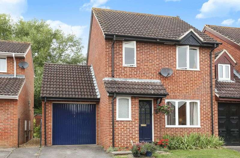 3 Bedrooms Detached House for sale in Herman Close, Abingdon