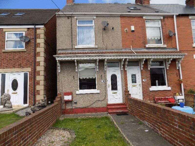 2 Bedrooms Terraced House for sale in Manor Road, Bishop Auckland