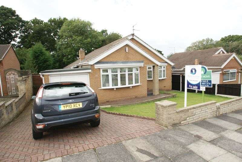 3 Bedrooms Detached Bungalow for sale in Hampstead Road, Middlesbrough