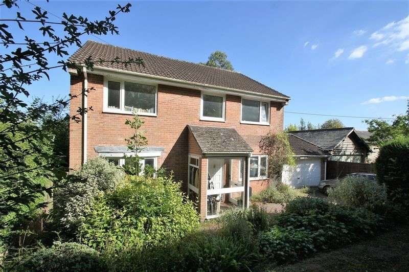 4 Bedrooms Detached House for sale in Beeches Hill, Nr Bishops Waltham