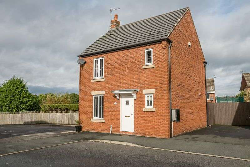 3 Bedrooms Detached House for sale in Clements Way, Littledale