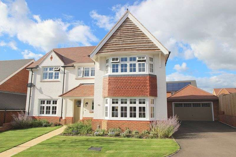 4 Bedrooms Detached House for sale in Kinnersley Road, Alcester