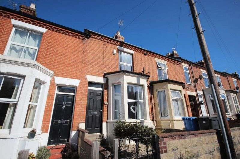 2 Bedrooms Terraced House for sale in Beaconsfield Road, Norwich