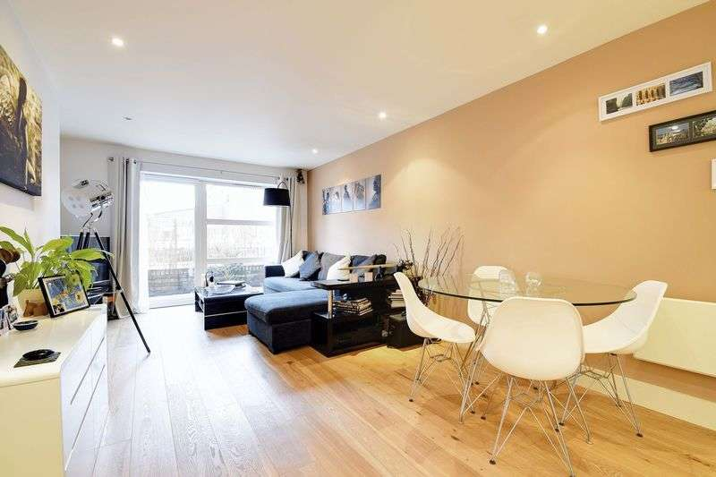 1 Bedroom Flat for sale in Tiltman Place, N7