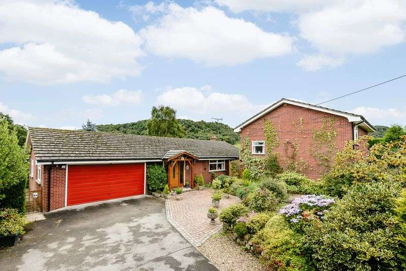 4 Bedrooms Detached House for sale in Brown Knowl, Nr Tattenhall