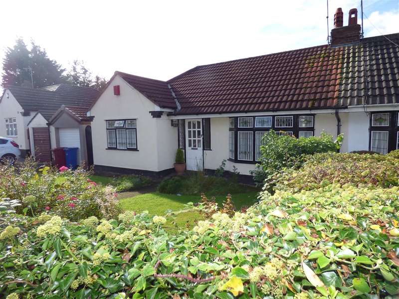 2 Bedrooms Bungalow for sale in St Agnes Road, Huyton, Liverpool
