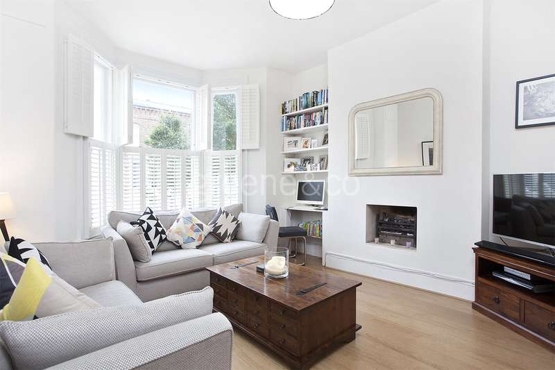 3 Bedrooms Maisonette Flat for sale in Lydford Road, London, W9