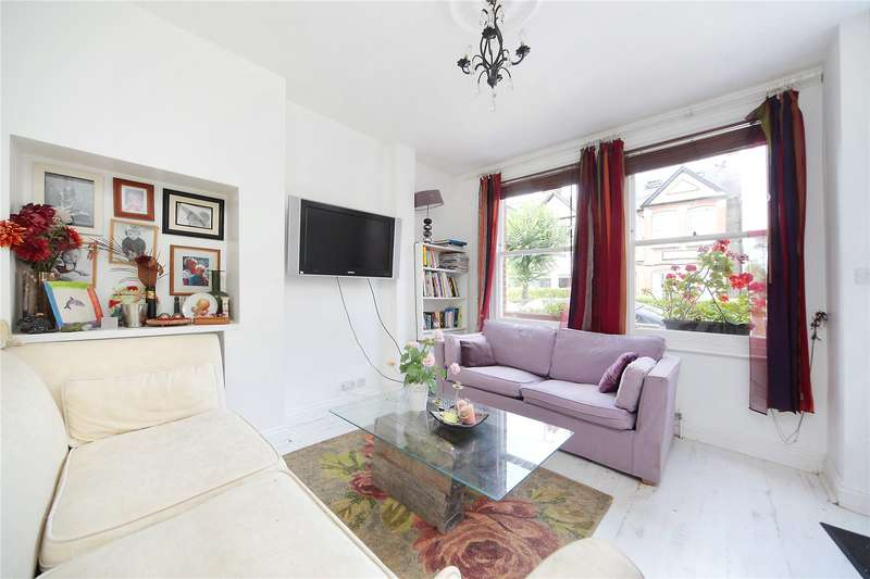 2 Bedrooms Flat for sale in Barmouth Road, Wandsworth, London, SW18
