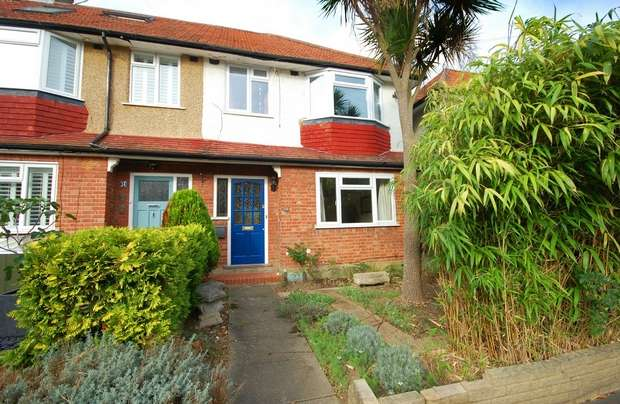 3 Bedrooms End Of Terrace House for sale in Laurel Road, Hampton Hill