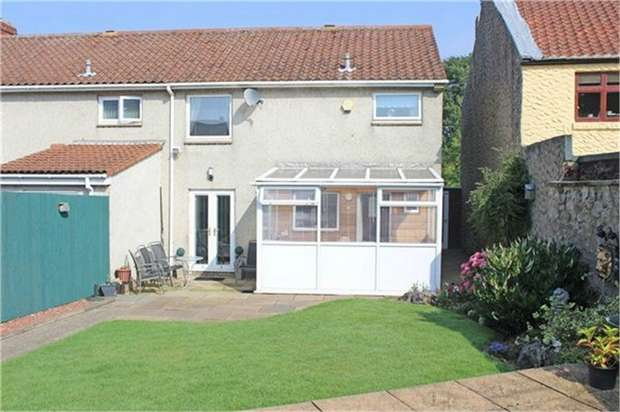 3 Bedrooms Semi Detached House for sale in Southside, Middridge, Newton Aycliffe, Durham