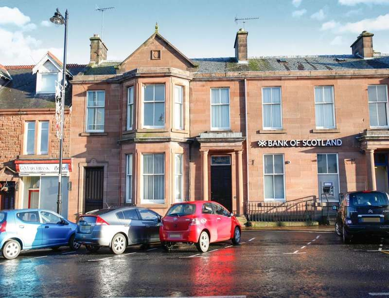 5 Bedrooms Property for sale in The Old Bank House Drumlanrig Street, Thornhill, DG3