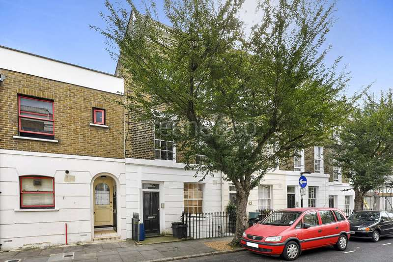 2 Bedrooms Flat for sale in Balfe Street, London, N1