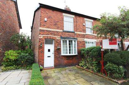 2 Bedrooms End Of Terrace House for sale in Lacey Green, Wilmslow, Cheshire