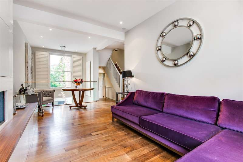 4 Bedrooms Property for sale in Moore Park Road, Fulham, SW6