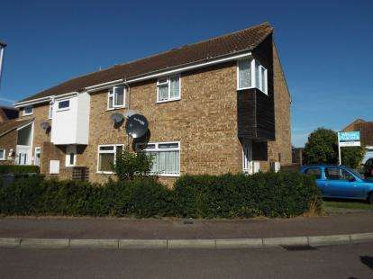 3 Bedrooms End Of Terrace House for sale in Osprey Road, Biggleswade, Bedfordshire