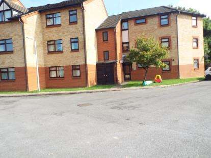 2 Bedrooms Flat for sale in Northumberland Court, 2 Duke Street, Banbury, Oxfordshire