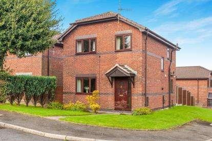 3 Bedrooms Detached House for sale in Maple Crescent, Rishton, Blackburn, Lancashire, BB1