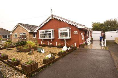 2 Bedrooms Bungalow for sale in Ingleway, Thornton-Cleveleys, Lancashire, FY5