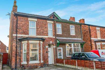 3 Bedrooms Semi Detached House for sale in Cemetery Road, Southport, Lancashire, Uk, PR8