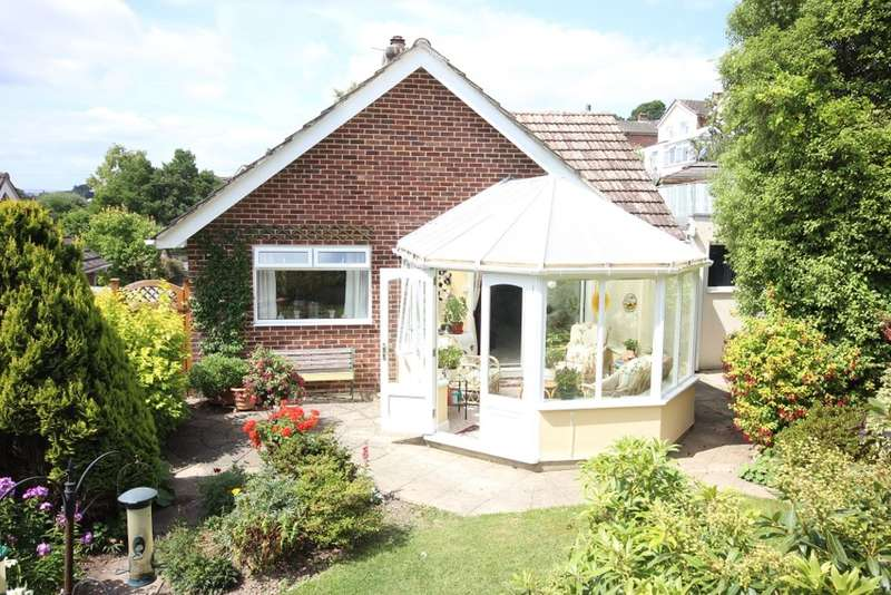 2 Bedrooms Detached Bungalow for sale in Highweek, Newton Abbot