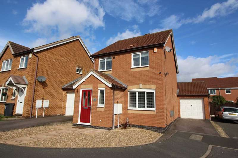 3 Bedrooms Detached House for sale in Parham Close, Heathley Park